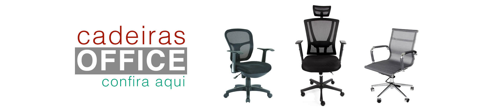 Cadeiras Office