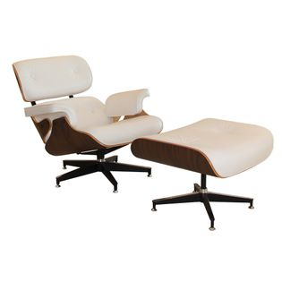 Poltrona-Charles-Eames-com-Puff-em-courissimo-Branca