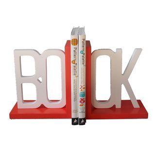 Organizador-de-Livros-Book-Vermelho-Com-Branco-