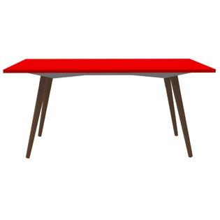 Mesa-de-Jantar-Rio-Retangular-Lacca-Velutto-Vermelha