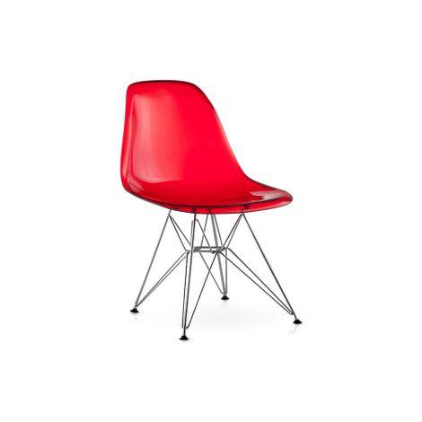 1561312VI-Cadeira-Eiffel-Policarbonato-Pes-Cromados-Vermelha-novogrid
