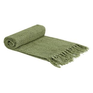 Xale-Croche-Algodao-Com-Viscose-Verde-Oliva