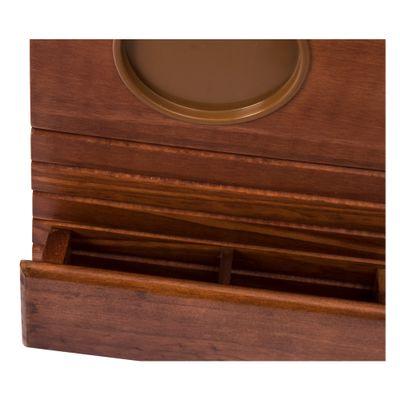Esteira-com-porta-copos-controle-madeira-Mel