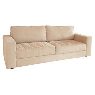 Sofa-Flip-Silver-Novo-Suede-Bege-170m