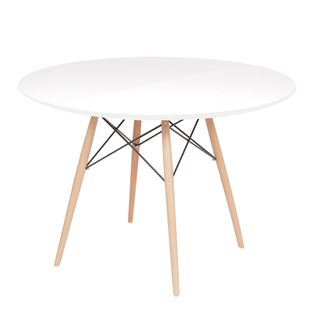 Mesa-de-Jantar-Eames-Eiffel-Tampo-em-Lacca-com-Base-Madeira