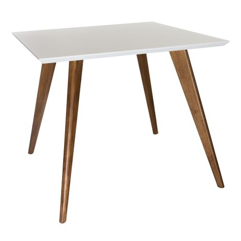 Mesa-de-Jantar-Square-Quadrada-Tampo-Branco-Brilho-90x90cm