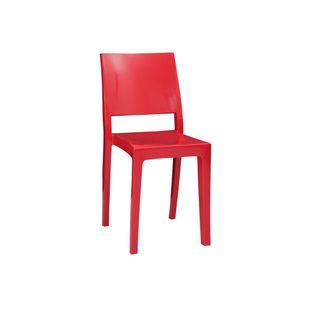 Cadeira-Zeus-Plus-Vermelho-Solido
