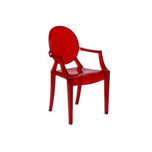 Cadeira-Invisible-Com-Braco-Vermelho