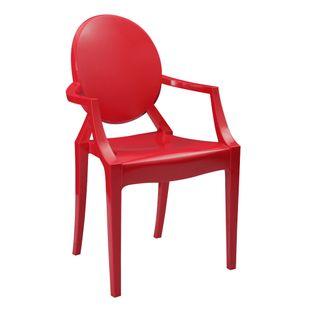 Cadeira-Nico-Plus-Vermelho-Solido