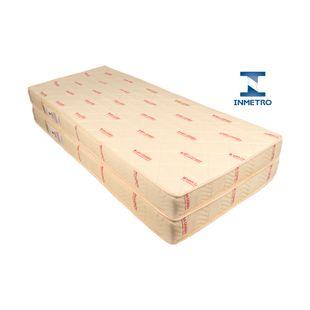 Kit-2-Colchoes-Solteiro-Premium--88X188X14--e-Ultra-Premium--88x188x12-
