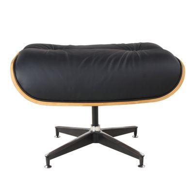 Puff-Charles-Eames-Preto-Com-Tabaco
