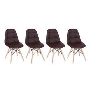 Conjunto-4-Cadeiras-Eames-Eiffel-Botone-Marrom