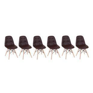 Conjunto-6-Cadeiras-Eames-Eiffel-Botone-Marrom