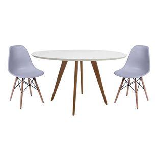 mesa-de-jantar-square-redonda-branco-fosco-80cm-com-2-cadeiras-eiffel-cinza