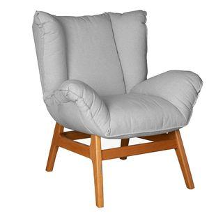 poltrona-bossa-tecido-algodao-cinza-e-madeira-natural
