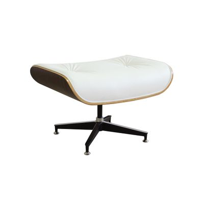 Puff-Charles-Eames-Couro-Natural-Branco