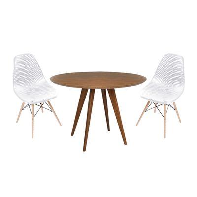 conjunto-mesa-square-redonda-tampo-louro-freijo-80cm-com-2-cadeiras-eiffel-vazada-branca
