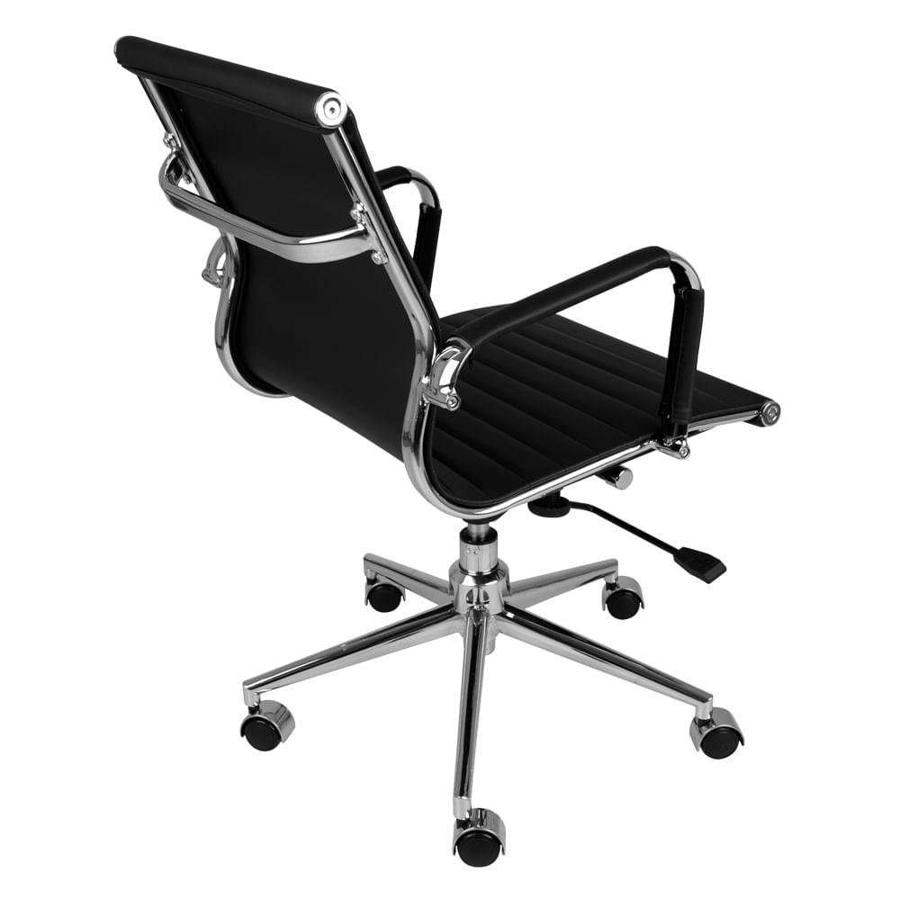 Kit-Cadeira-Madrid-Cromada-Preta–2-unidades2