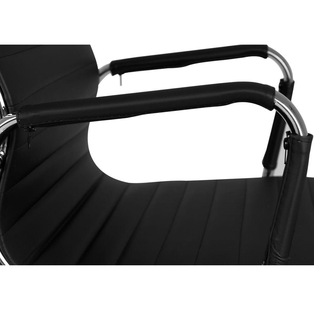 Kit-Cadeira-Madrid-Cromada-Preta–2-unidades5