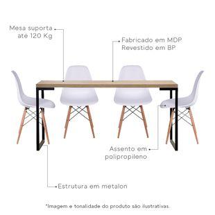 conjunto-mesa-yuma-com-4-cadeiras-eiffel-pp-branca-caracteristicas