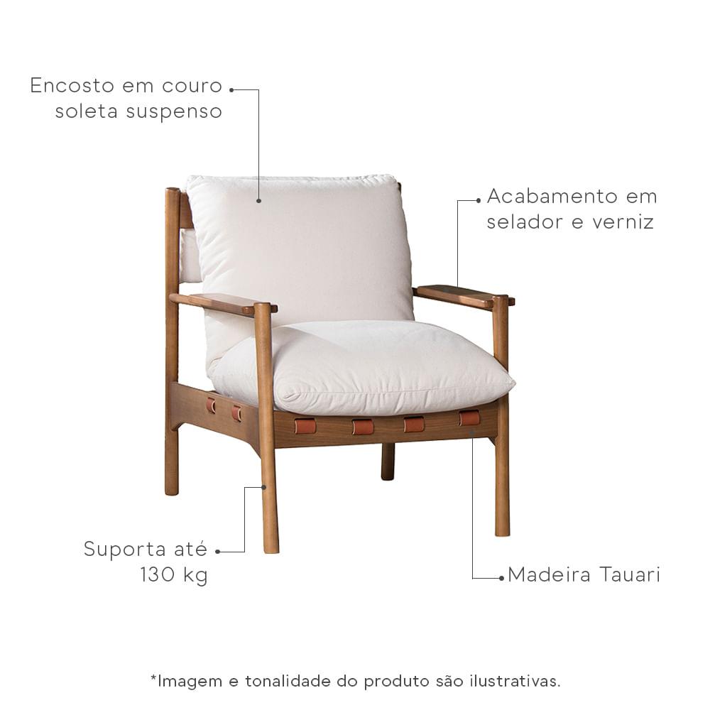 poltrona-samba-tipo-linho-cru-caracteristicas