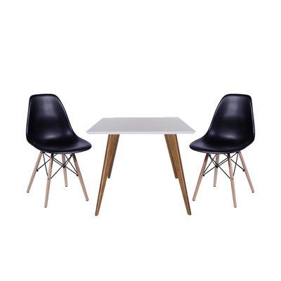 conjunto-mesa-square-quadrada-tampo-branco-fosco-90x90-com-2-cadeiras-eiffel-preta