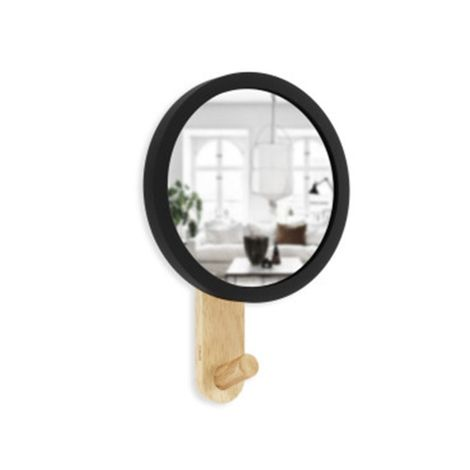 Cabideiro-Umbra-Hub-Mirror-Hook-–-BlackNatural