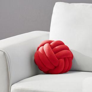 almofada-decorativa-vermelho-ambiente