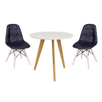 conjunto-mesa-square-redonda-80cm-com-2-cadeiras-eiffel-botone-preta