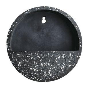 terrario-de-parede-em-cimento-preto-decorativo