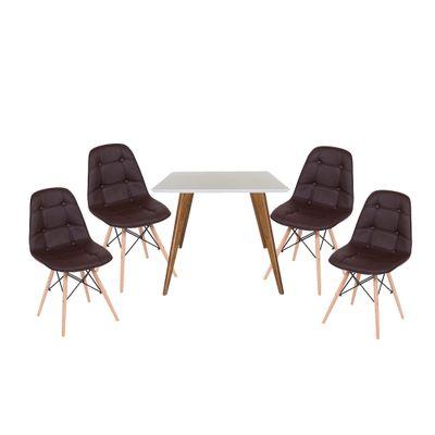conjunto-mesa-square-quadrada-branco-90x90-com-4-cadeiras-eiffel-botone-marrom