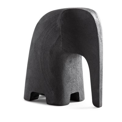 -escultura-elefante-em-poliresina-preta
