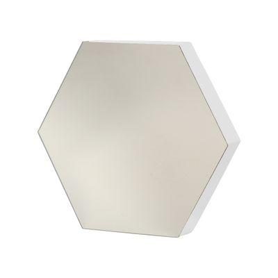 espelho-de-parede-hexagono-35cm-preto