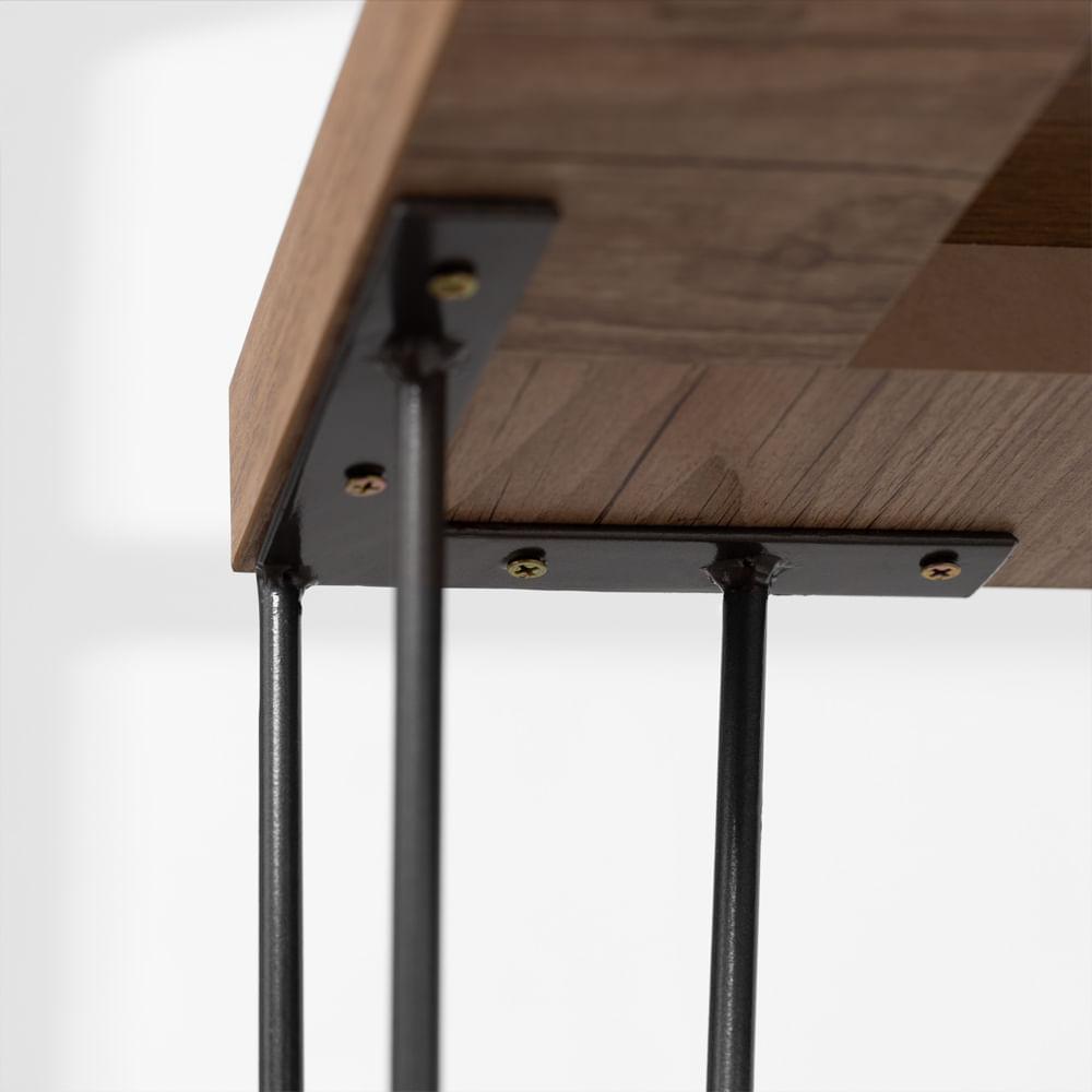 mesa-industrial-iron-louro-freijo-135cm-base-grafite-detalhe-base-inferior