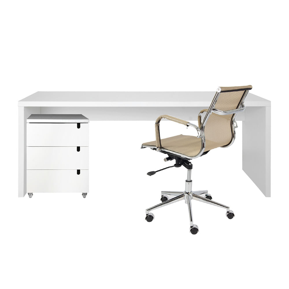 kit-home-office-bancada-branca-180cm-modulo-branco-cadeira-de-escritorio-noruega-cobre
