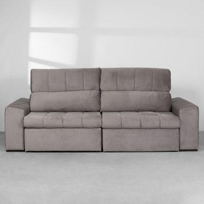 sofa-moa-retratil-veludo-prata-290cm-frontal