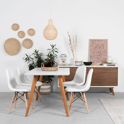 conjunto-mesa-square-retangular-branco-135-80cm-com-4-cadeiras-eiffel-botone-branca