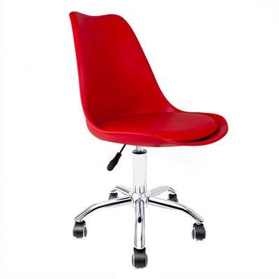 cadeira-de-escritorio-saarinen-giratoria-prata-e-vermelha-diagonal