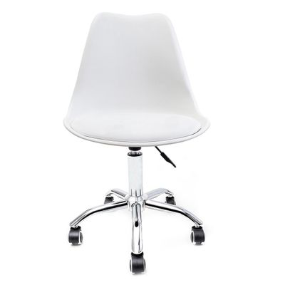 cadeira-de-escritorio-saarinen-giratoria-prata-e-branca-frente