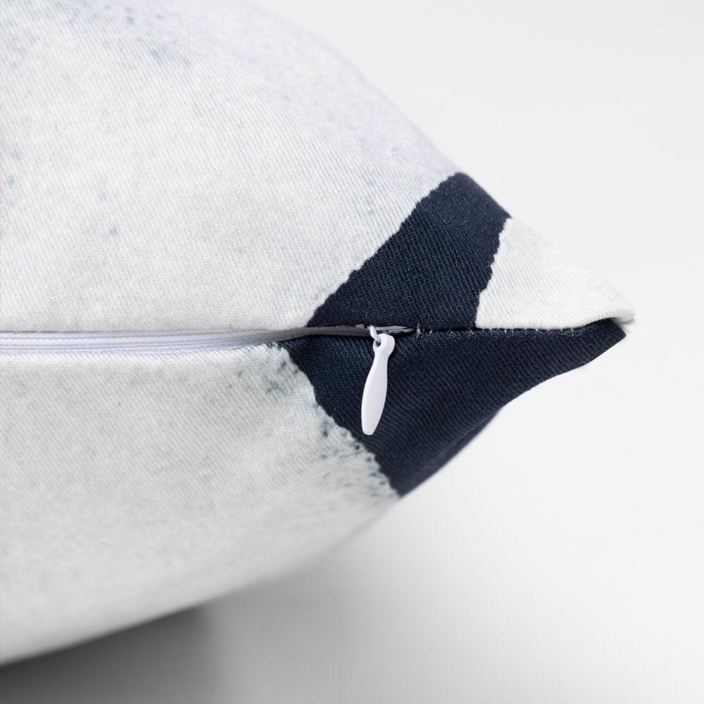 almofada-quadrada-la-stampa-bolhas-azul-marinho-ziper