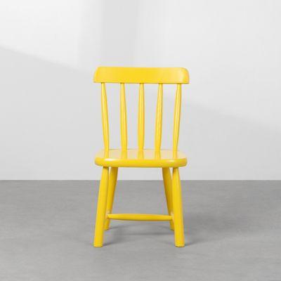 cadeira-mia-infantil-base-madeira-amarelo-frontal