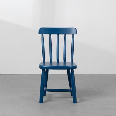 cadeira-mia-infantil-base-madeira-azul-frontal